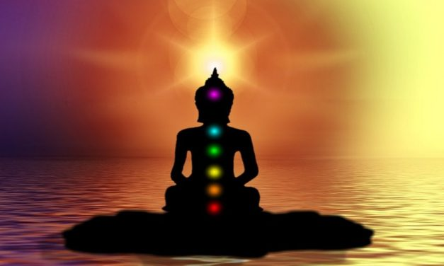 The Seven Major Chakras In The Human Body And Their Senses