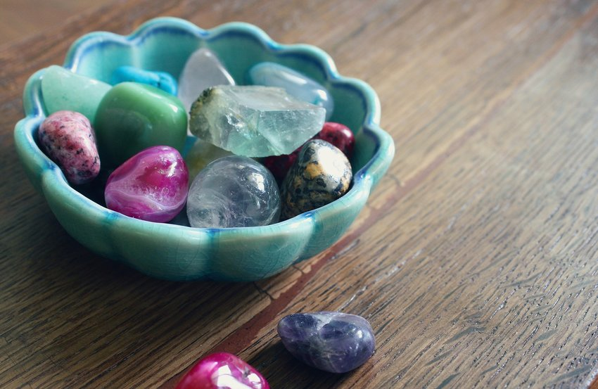 Healing Crystals are Linked to the Chakras
