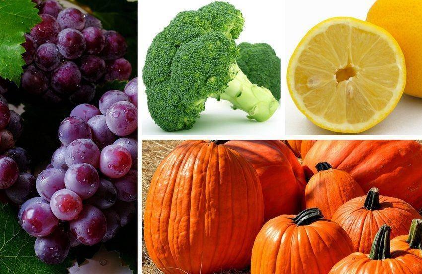 healthy food - mix
